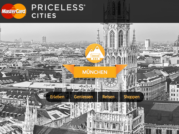 © Quelle: MasterCard Priceless