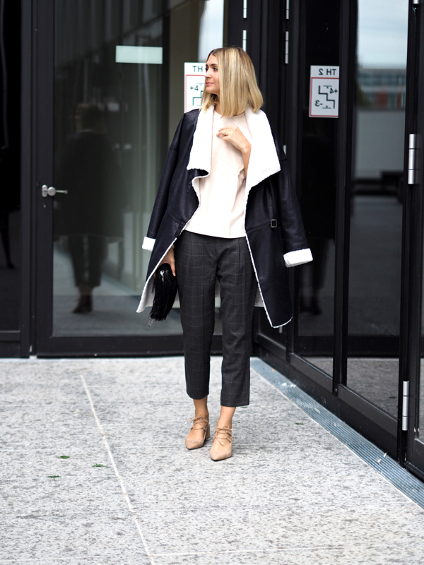 Streetstyle Coat and Trousers