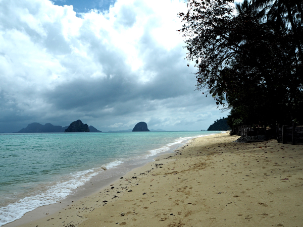 Thailand Travel Diary - Koh Hai Beach