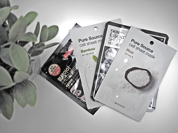 Missha Sheet Masks - Korean Beauty